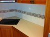 Before Kitchen Benchtop Resurfacing