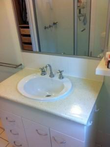 Bathroom Gold Coast - after resurfacing