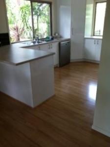kitchen resurfacing - after