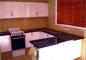 Kitchen renovations Gold Coast - after resurfacing