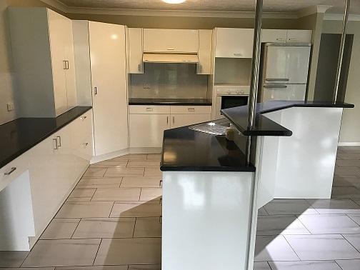 kitchen benchtop resurfacing Gold Coast