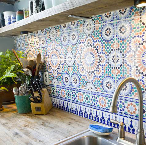 Kitchen Tiles Gold Coast five moroccan style tips for kitchens gold coast | renew kitchen
