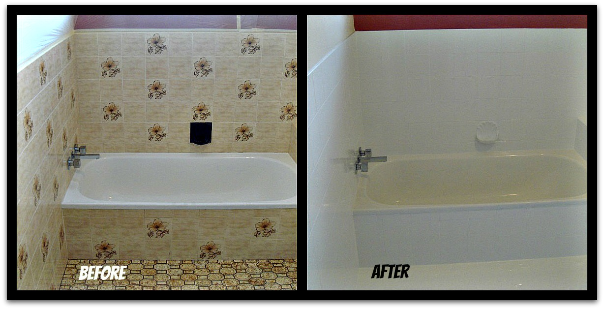 Outstanding Bathroom Tile Before and After 1228 x 628 · 194 kB · jpeg