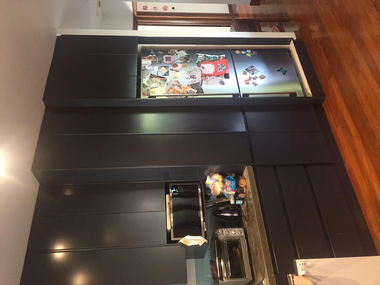 Holland Park Kitchen Before Renew Kitchen And Bathroom Resurfacing