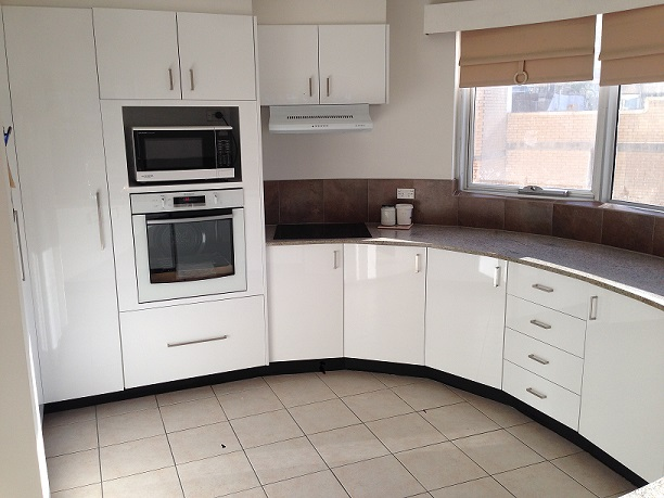 Beachfront Unit Kitchen Refurbishment