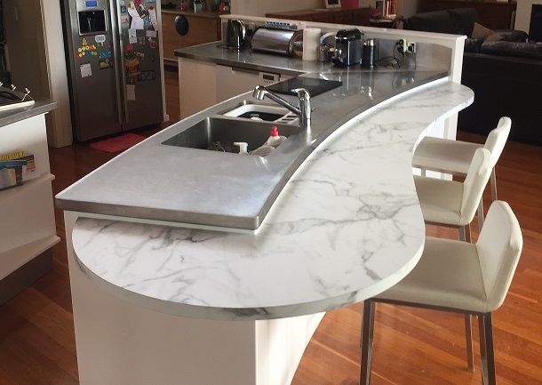 Benchtop Replacement Gold Coast Renew Kitchen And